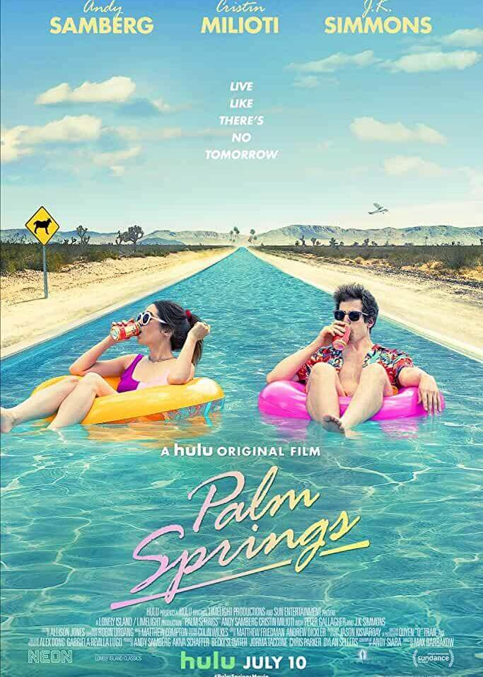 Palm Springs (2020 film) Poster
