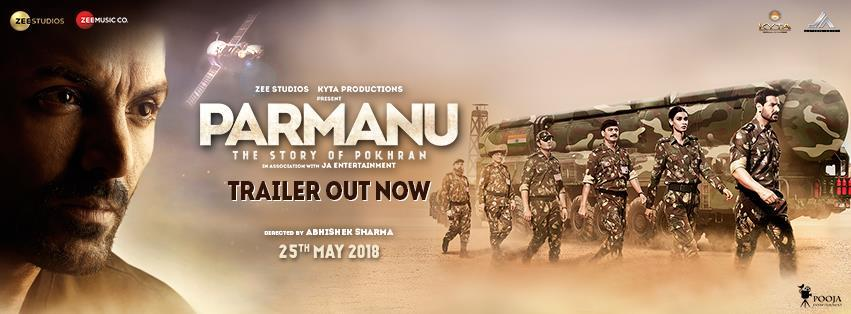 Parmanu: The Story of Pokhran poster