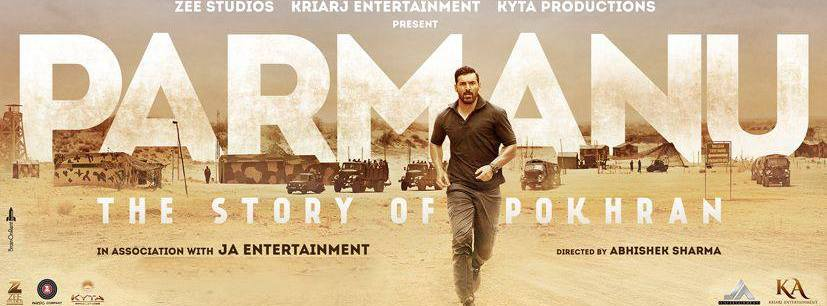 Parmanu: The Story of Pokhran Movie Reviews and Ratings
