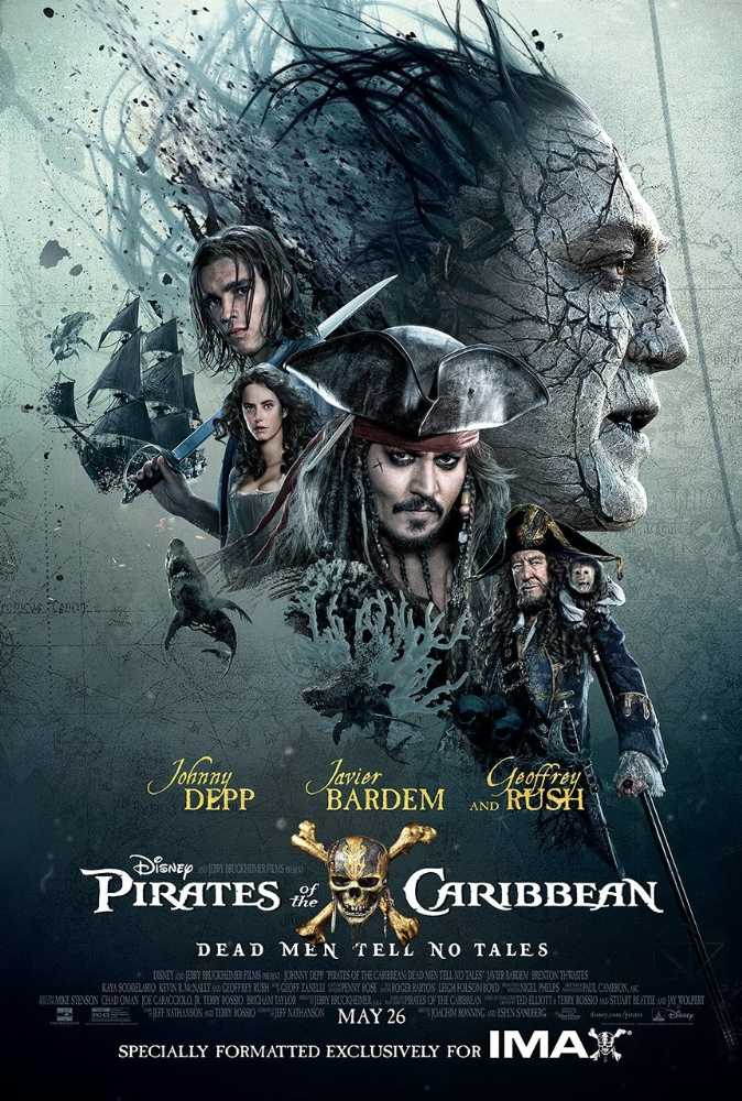 Thugs of Hindostan and Pirates of the Caribbean : Dead Men Tell No Tales
