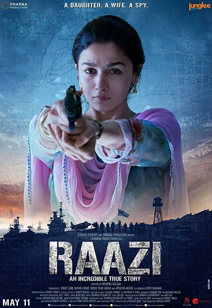 Raazi is related to Sanju on the basis of Ranbir and Alia's Rumored Relationship