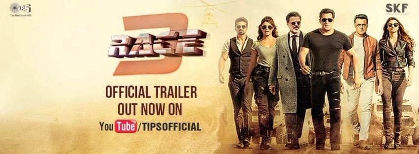 Race 3 Movie Movie Reviews and Ratings