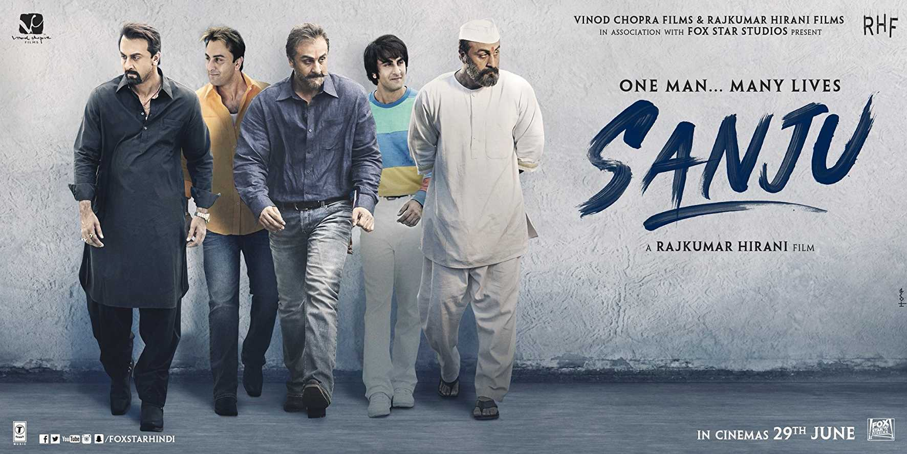 Sanju Movie Reviews and Ratings