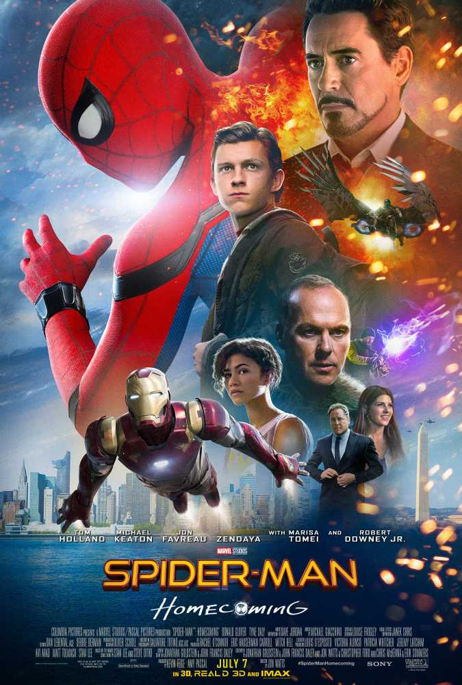 Spiderman Homecoming related to Justice League