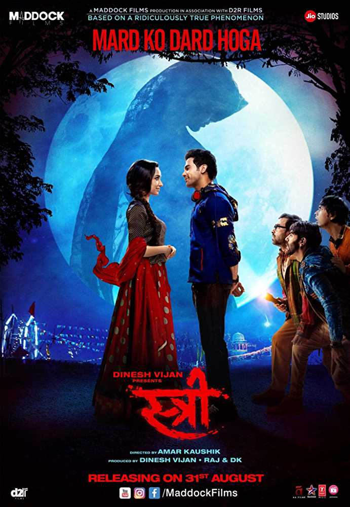 Stree (2018 film) every reviews and ratings