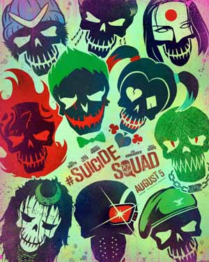 Suicide Squad related to Justice League