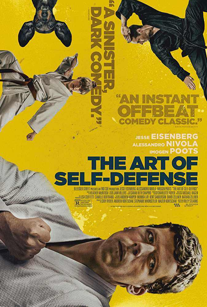 The Art of Self-Defense every reviews and ratings