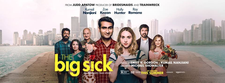 The Big Sick Ratings and Reiews