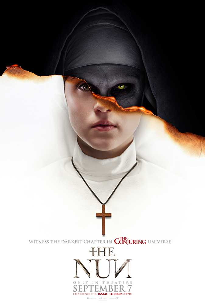 The Nun,The Conjuring 2 and Annabelle Creation are realted to one another