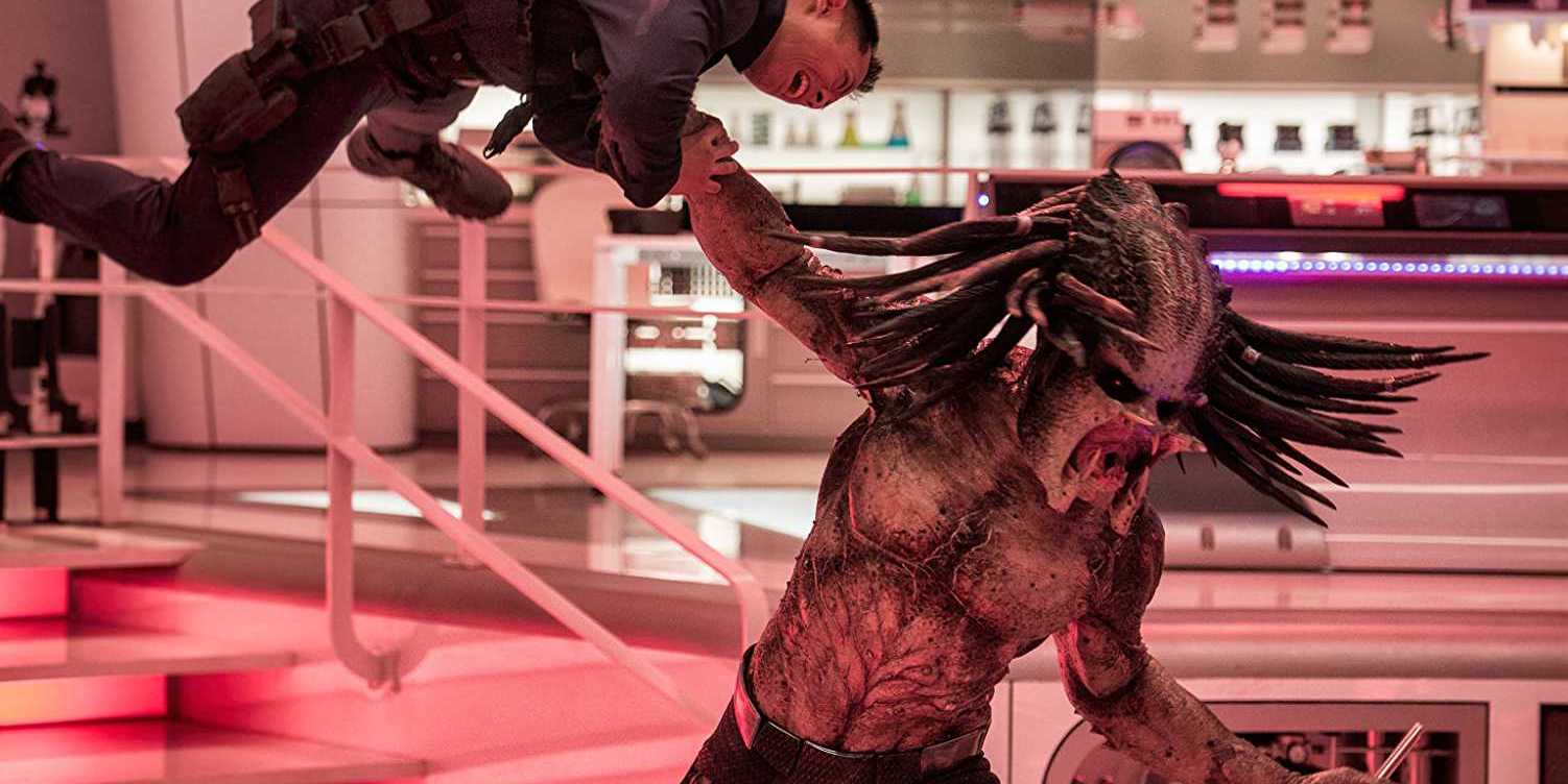 The Predator Movie Reviews and Ratings