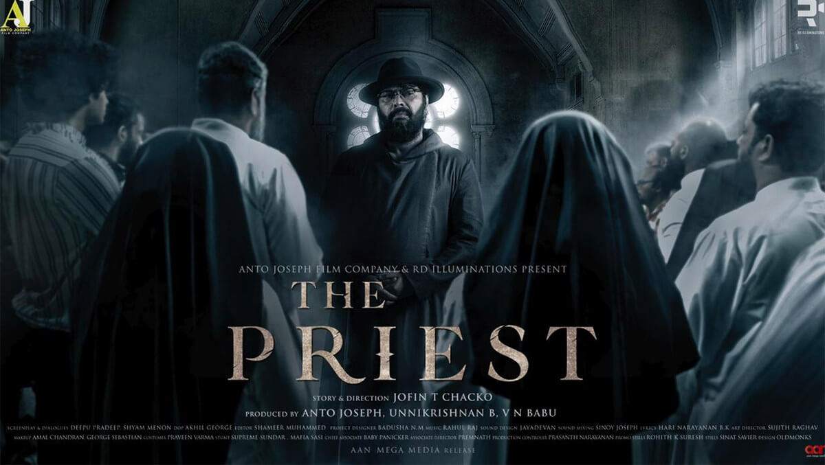 #The Priest 2021 film Reviews and Ratings