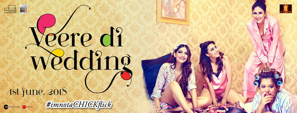 2018 - VEERE DI WEDDING (2018) con SONAM KAPOOR + Jukebox + Online Español 4