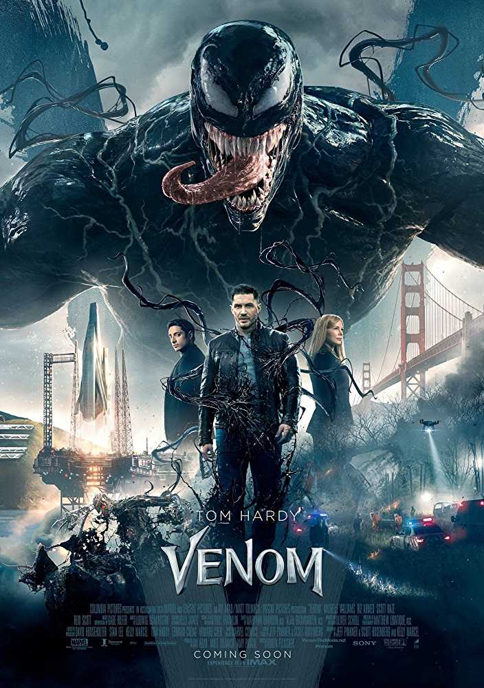Venom (2018 film) every reviews and ratings