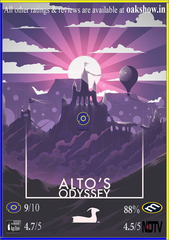 Alto's Odyssey Logo Reviews,Ratings and Free Download