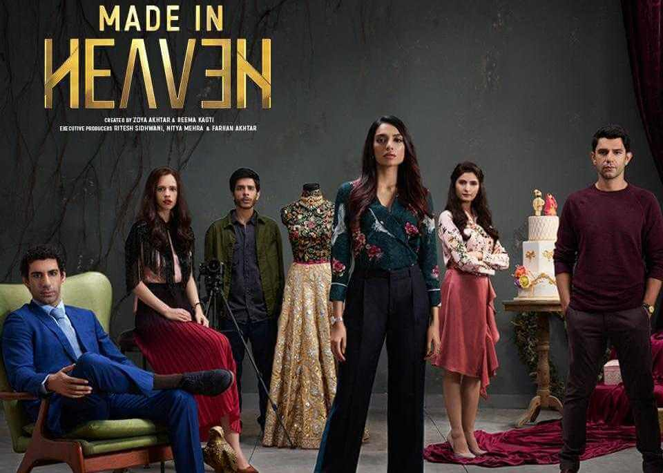 Made in Heaven (TV series) Movie Reviews and Ratings