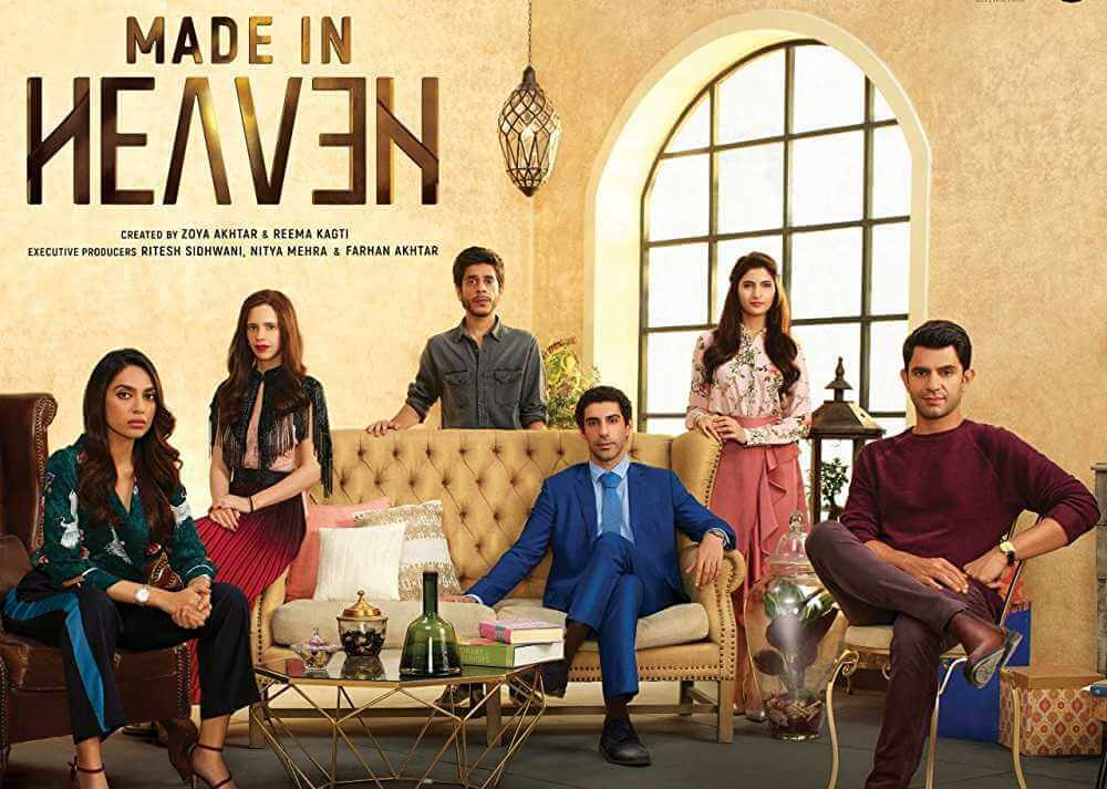 #MadeinHeaven! Movie Reviews and Ratings