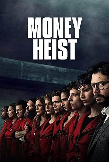 La Casa de Papel/Money Heist Poster
