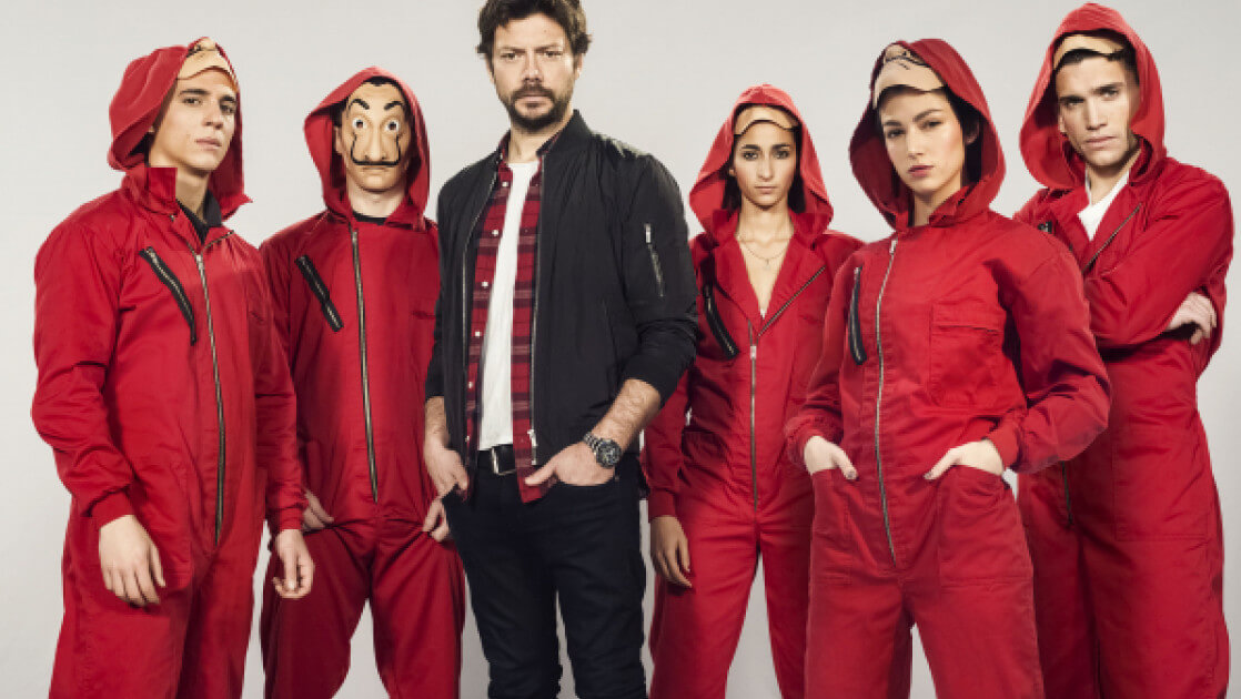 #MoneyHeist Series Reviews and Ratings
