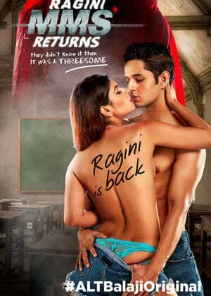 Ragini MMS Returns Web Series Poster