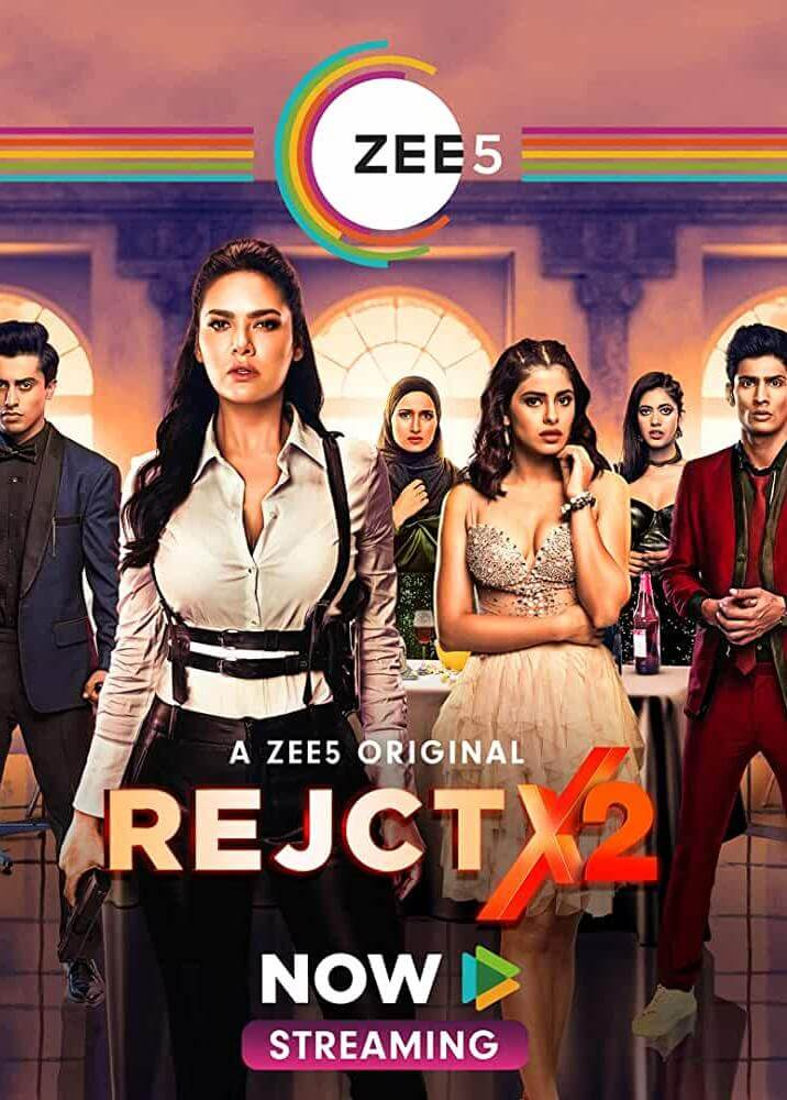 RejctX (TV series) Poster