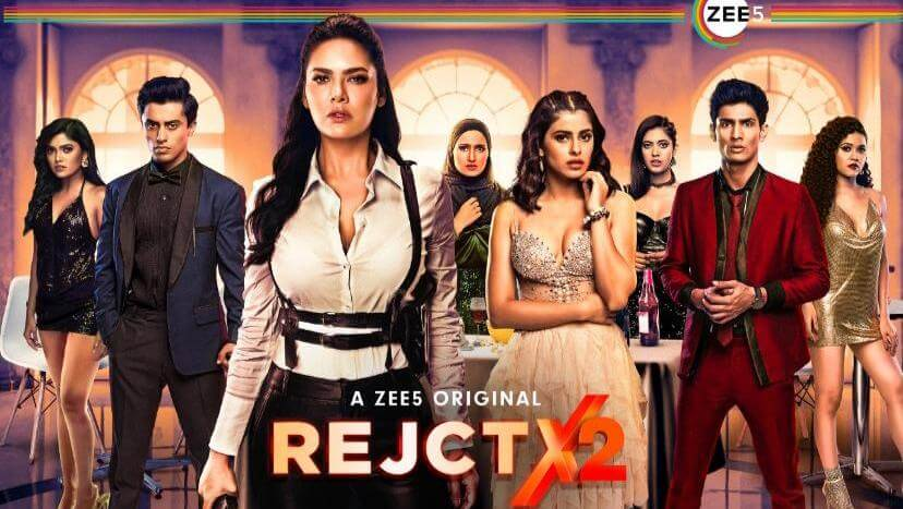 #RejctX Series Reviews and Ratings