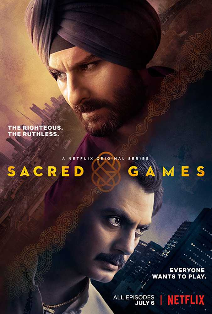 Sacred Games Reviews and Ratings
